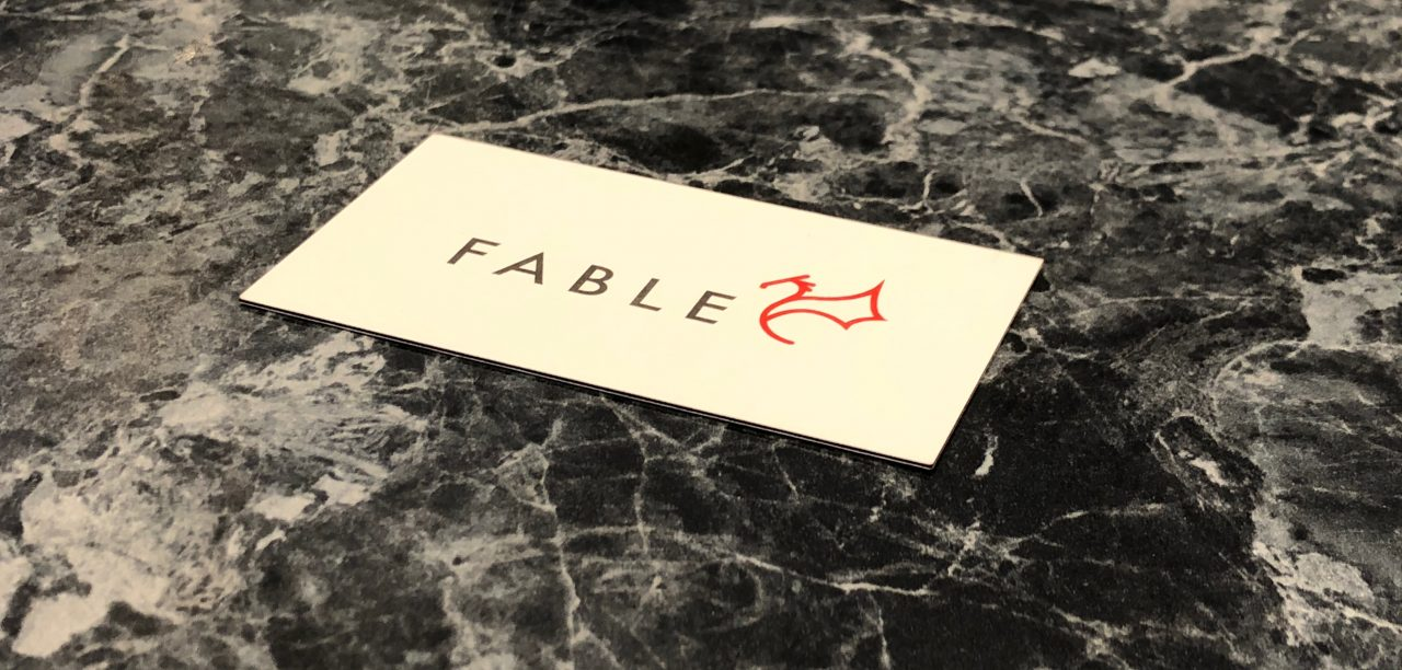 Paragon Construction chooses Fable to create its brand strategy and more