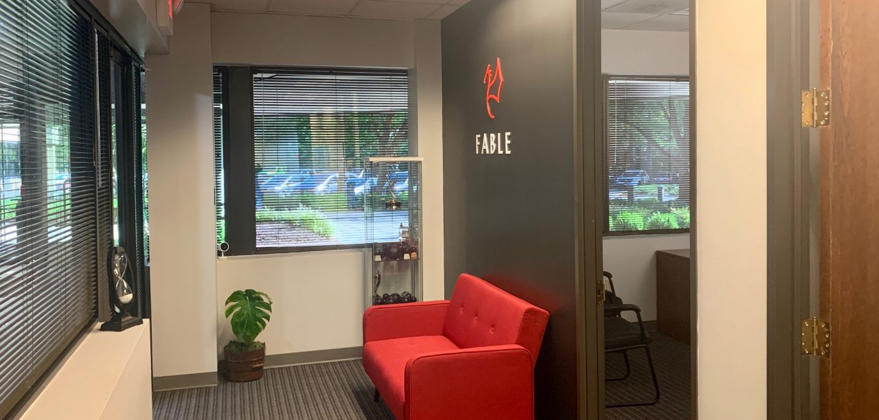 Fable announces five new clients
