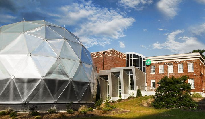 Danville Science Center selects Fable for rebrand
